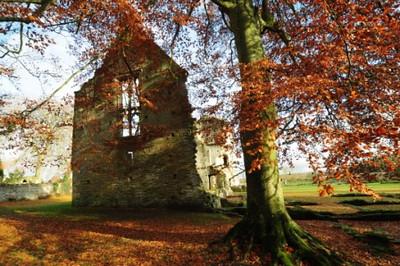 Autumn at Minster Lovell