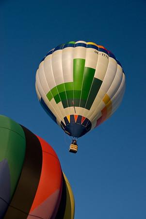 Tigard Oregon 2008 - Balloon Festival