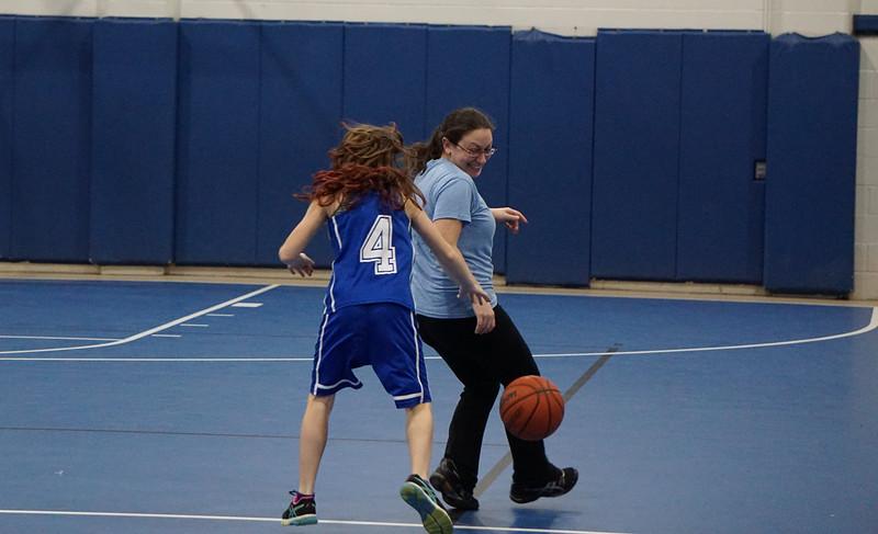 Parent/Faculty/Alumni Basketball Game