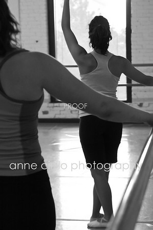 Balance Intensive Day 3 Ballet and Modern