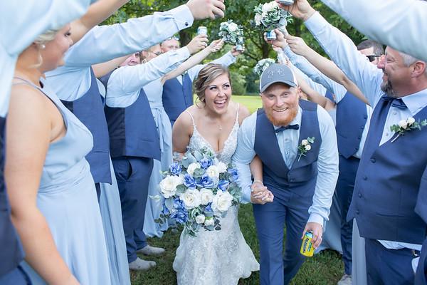 St. Mary's / Venue on Three Wedding: Rayann + Justin