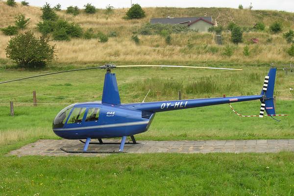 OY-HLI - Robinson R44 Raven II