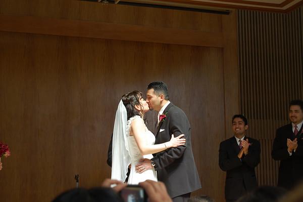 Angie & Emilio Wedding