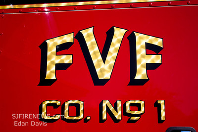 Franklinville Fire Co. (Gloucester County NJ) New Tender 43-12