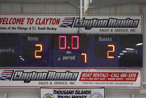 NYS Girls HS Champions vs. Potsdam 2/8/14