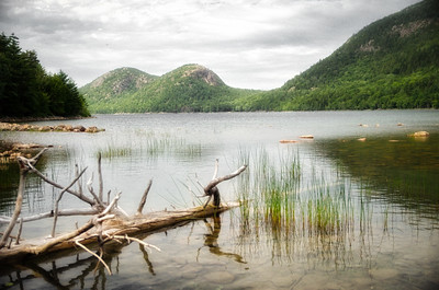 Jordan Pond Loop Hike/Acadia Nat'l Park/ME - July 2017