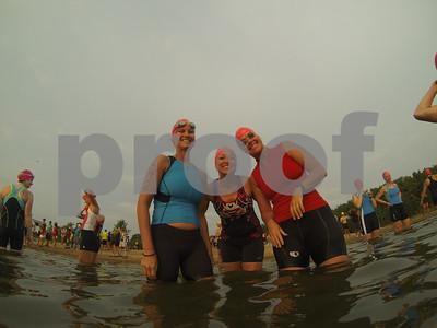 SharkSprint Tri 2013 Swim