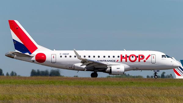 F-HBXF - Embraer 170