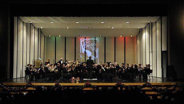 2013-12-05 MHS Band Concert