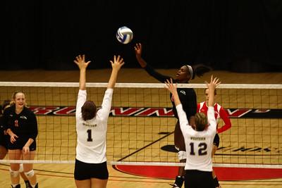 Volleyball vs. Western Carolina University