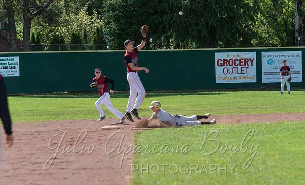 160422 NBHS Baseball vs Douglas