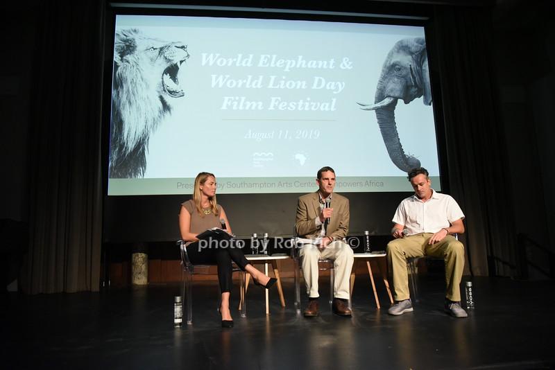Alexandra Hostetter, Tim Tear, James Currie