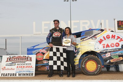 Steel City Stampede, Lerner Speedway, Sarver, PA, April 14, 2013
