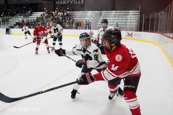 Ice Hockey: Marquette vs Chaminade