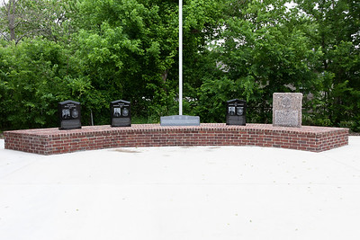 Caddo Lodge #3 - OHP Memorial Cornerstone Ceremony - 5/18/19