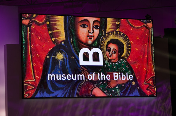 Museum of The Bible (LF) 05/19/16 (Thur)