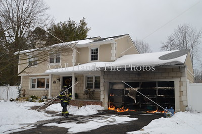 20140125 - Syosset - House Fire