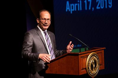 2019 Spring University Address