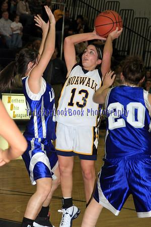 2009 Girls Basketball / Western Reserve Varsity