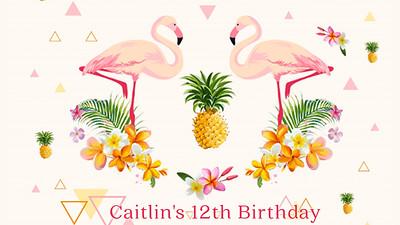 02.04 Caitlin's Birthday