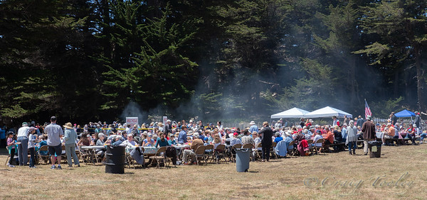 Sea Ranch VFD BBQ 2018