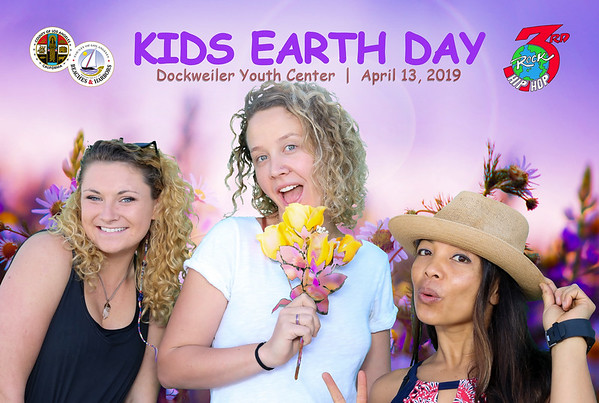 2019 Kids Earth Day Photo Booth