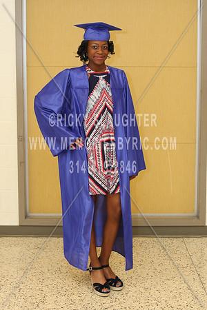 Pontiac Jr.High School Graduation 2016