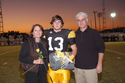 UNIVERSITY VS RHS SENIOR NITE 2011
