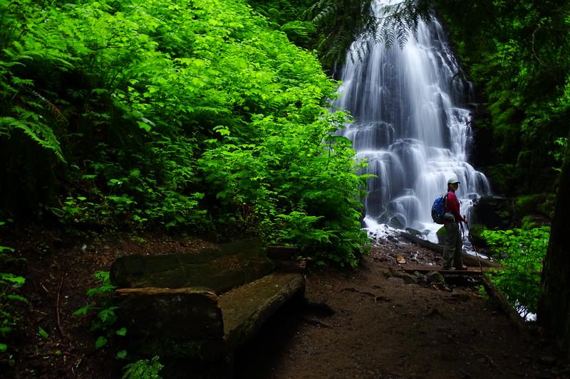 05/17 - Ponytail Falls