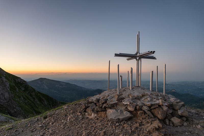 Cross - Passone, Monte Cusna, Villa Minozzo, Reggio Emilia, Italia - 30 Giugno 2018