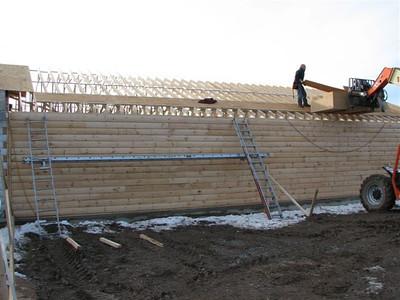 MAX BMW NY Construction 1-25-2006