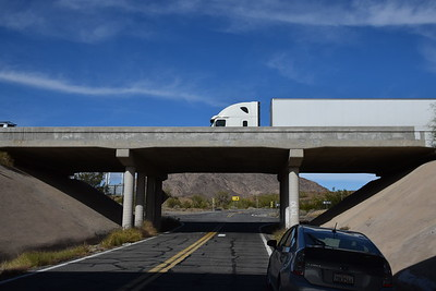 Interstate 10 Desert Center and Arizona, Patton Museum