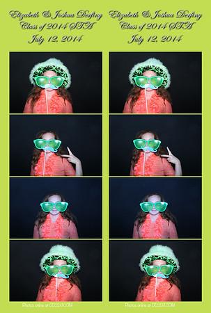 Elizabeth & Joshua Grad 7/12/2014