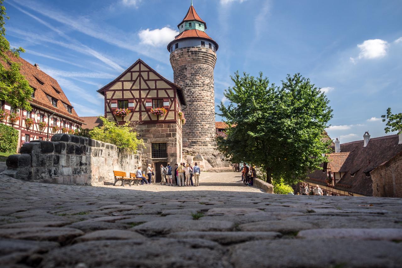 Perfect Day, Nürnberg Castle, Germany