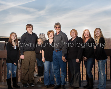 Kightlinger Family 2012