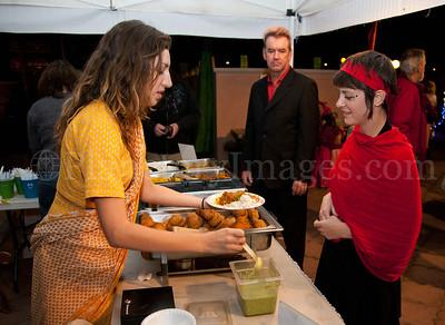 Diwali Fest at Govinda's of Tucson 11/12/12