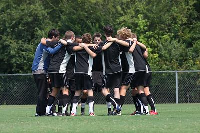 DS Soccer Academy Boys 8-17-08