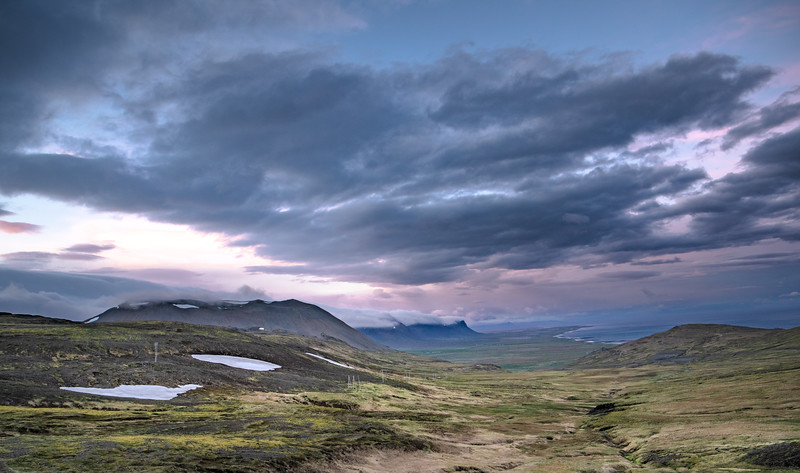 Landscape in Iceland  Photography by Wayne Heim
