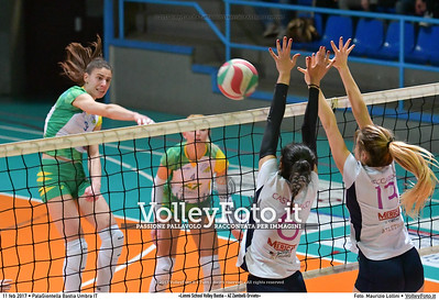«Limmi School Volley Bastia - AZ Zambelli Orvieto» 16ª #B1Fvolley