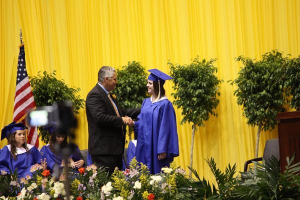 Lindzy's Graduation