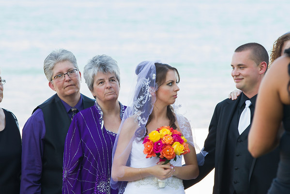 Lake Wedding Kenosha WI