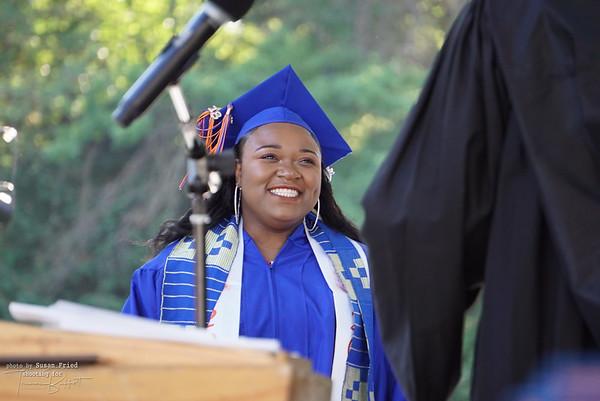 2018 Graduation Photos by Susan Fried