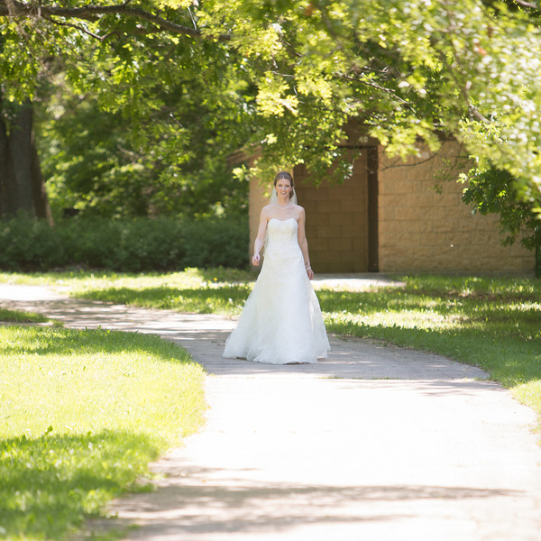 First look at Rock Cut State park before a wedding at Old Stone Church and Williams Tree Farm in Rockton, Illinois. Wedding photographer - Ryan Davis Photography, Rockford, IL.