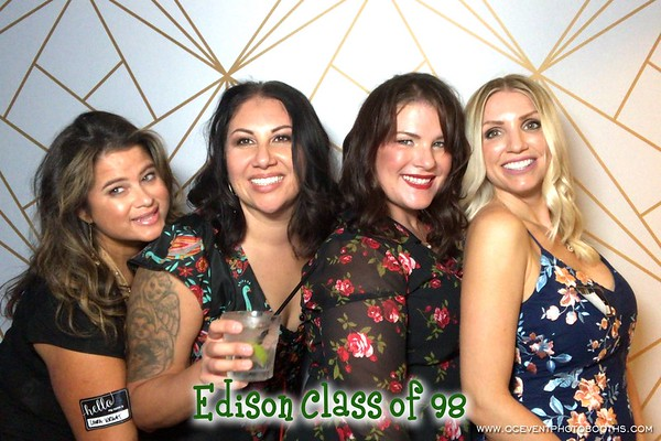 Edison 20th Reunion 10/20/18