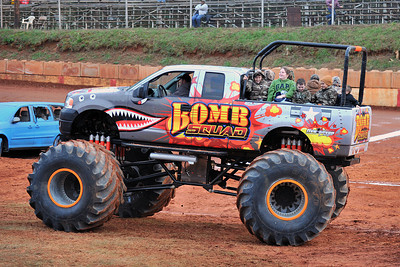 10/26/2013 Monster Truck Rides