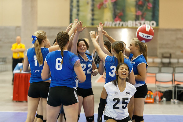 2013 Attack - Volleyball Festival - Day 1