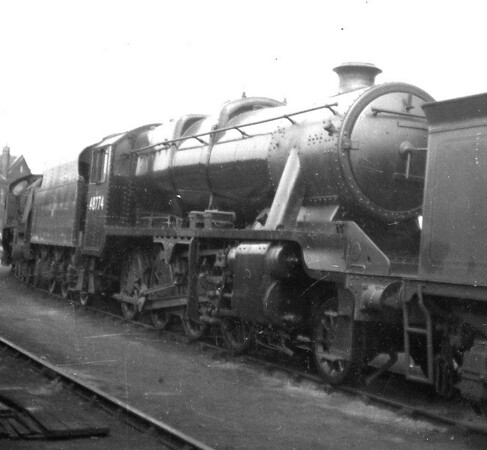 48773-48775 Returned from WD stock in 1957