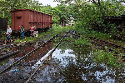 Bago Depot after the Monsoon