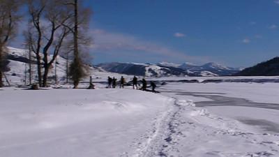 Yellowstone Feb 2010