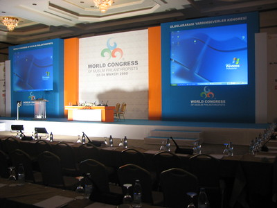 Global Donors Forum 2008, Istanbul